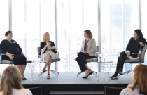 Who is responsible for gender diversity in the industry?