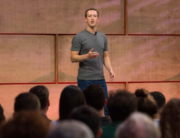Mark Zuckerberg Rome