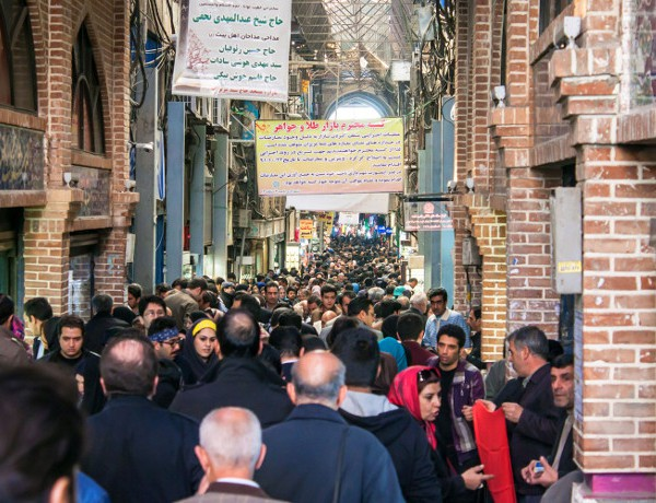 tehran-market