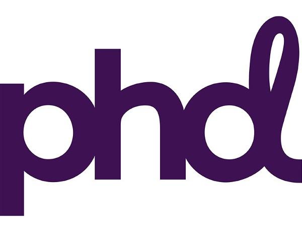 PHD new logo