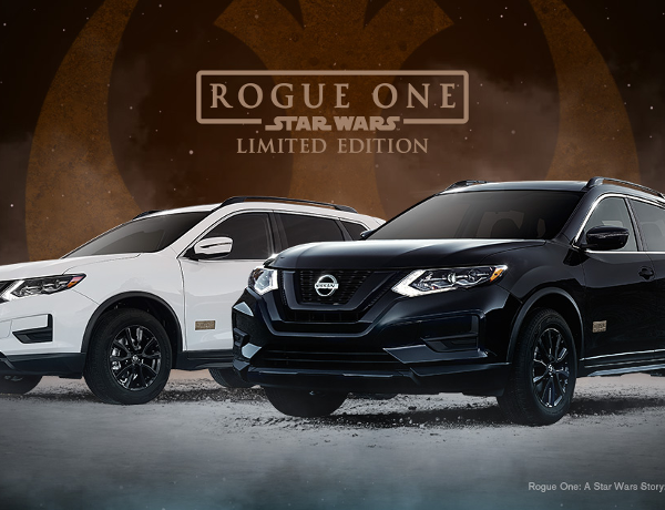 rogue one nissan