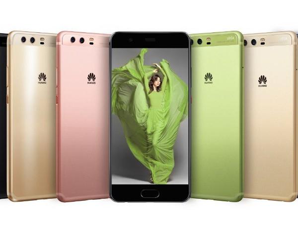 Huawei P10 grab