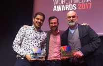 Tata Motors and Maxus scoop Grand Prix at World Media Awards 2017