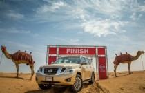 Nissan Middle East creates new measurement unit: Camel power