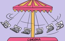 Stop the Corona Carousel, I want to get off!!!