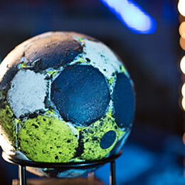 Professional ball for handball